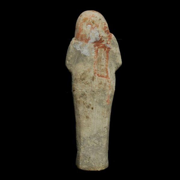 Limestone Ushabti back