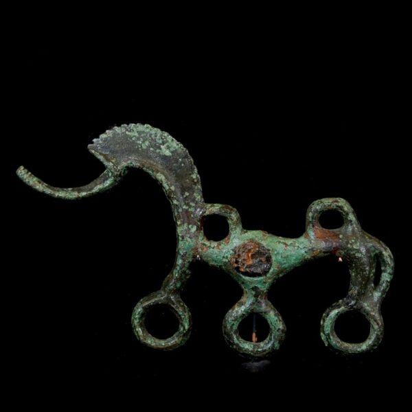 Villanova Cheek-Piece Horse