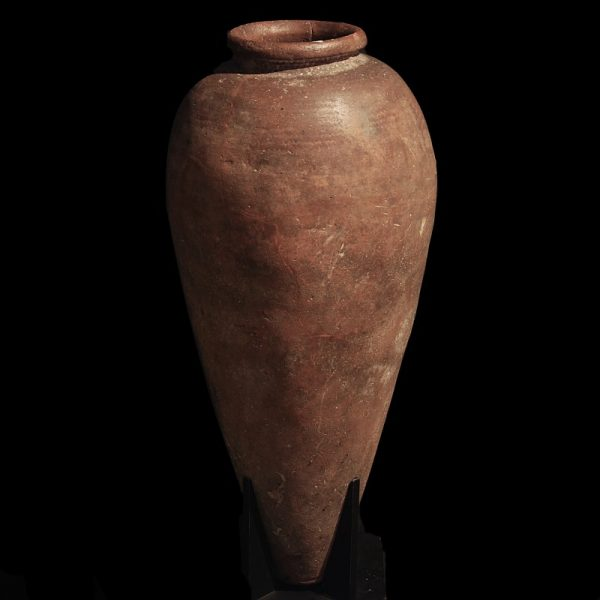 Monumental Egyptian Pre-Dynastic Vase