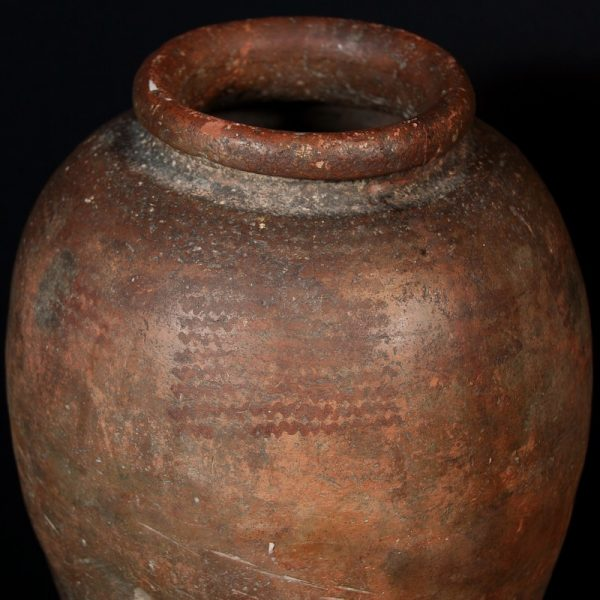 Monumental Egyptian Pre-Dynastic Naqada Vase