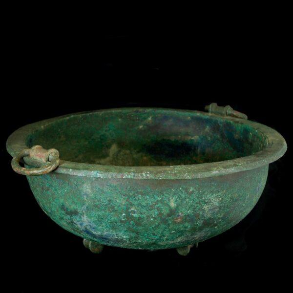 Etruscan Bronze Brazier