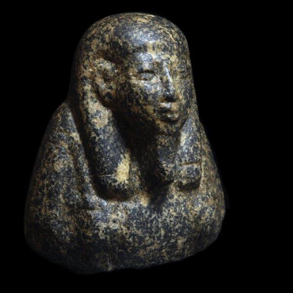 Granodiorite Shabti 25 Dynasty