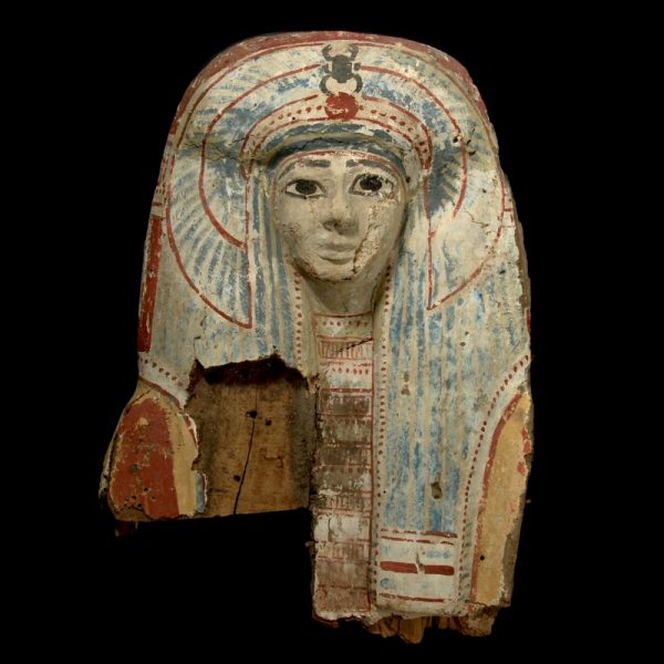 Sarcophagus Mask Late Period