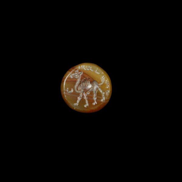 Sasanian dome-shaped seal