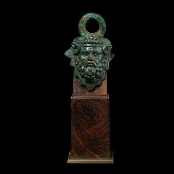 Jupiter Amun Bronze