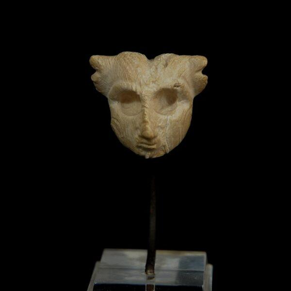 Sumerian Shell Head