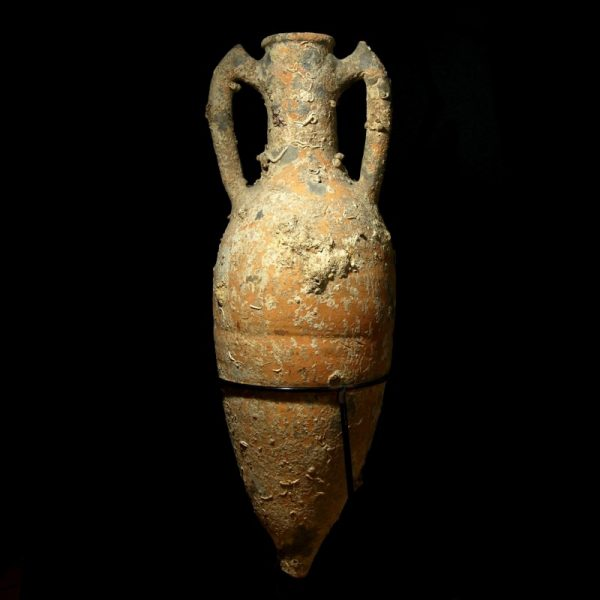 Roman Transportation Amphora of the Rhodian Type