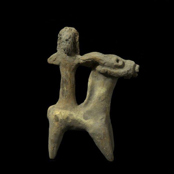 Syro-Hittite Female Rider