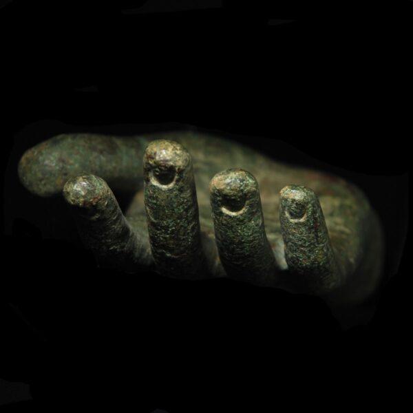 Roman Life-size Bronze Hand
