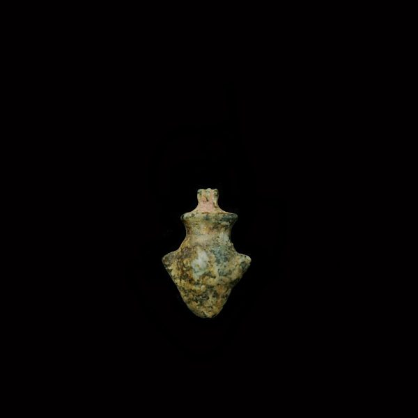 Diorite Heart Amulet