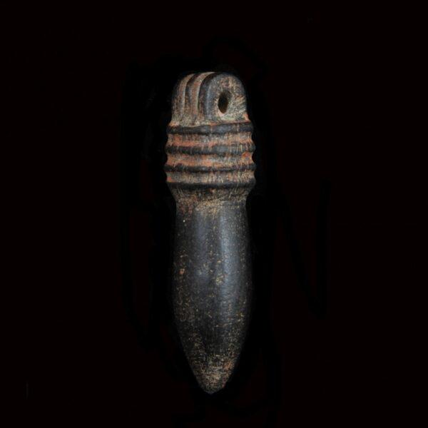 Hematite Wadj Amulet