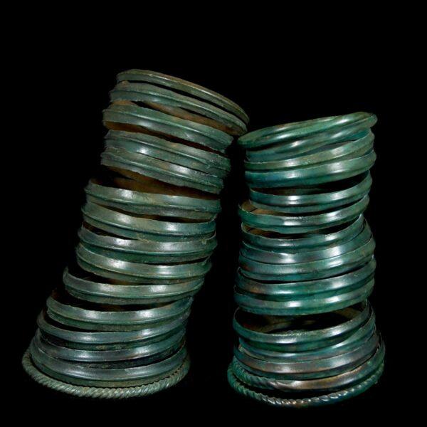 Bronze Age Arm Spirals