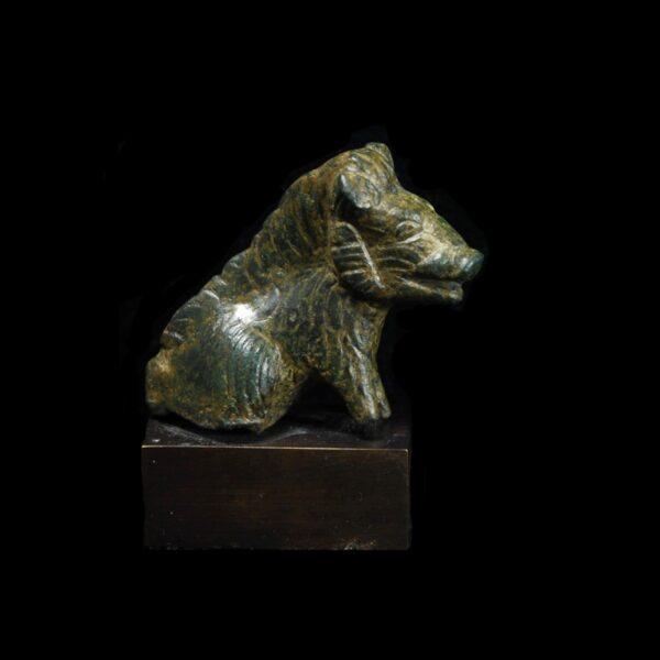 Celtic Bronze Boar