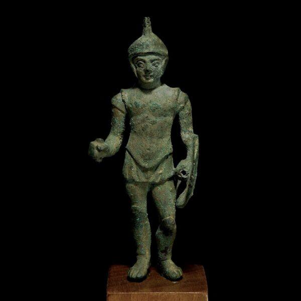 Etruscan Bronze Warrior