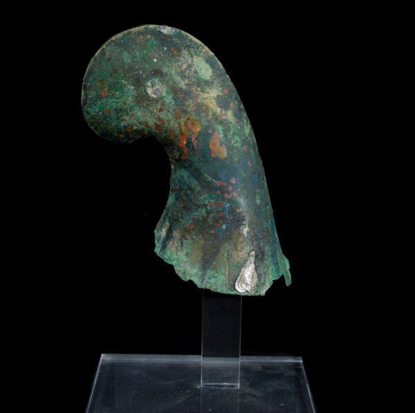 Peak of a Phyrigian Helmet