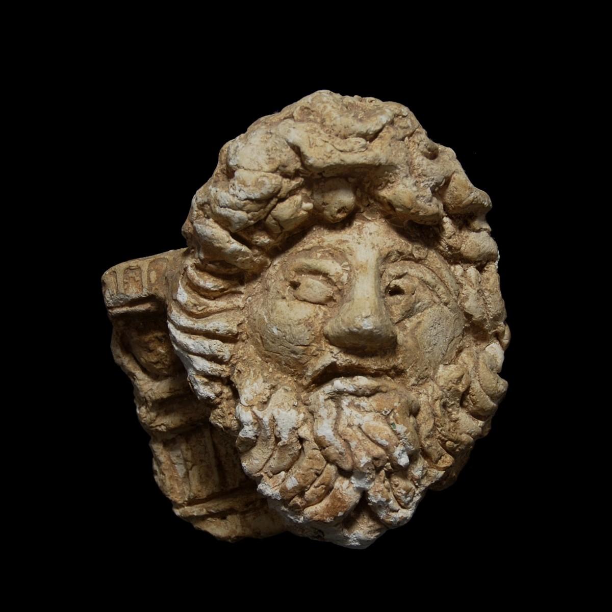 Eastern Roman Antefix