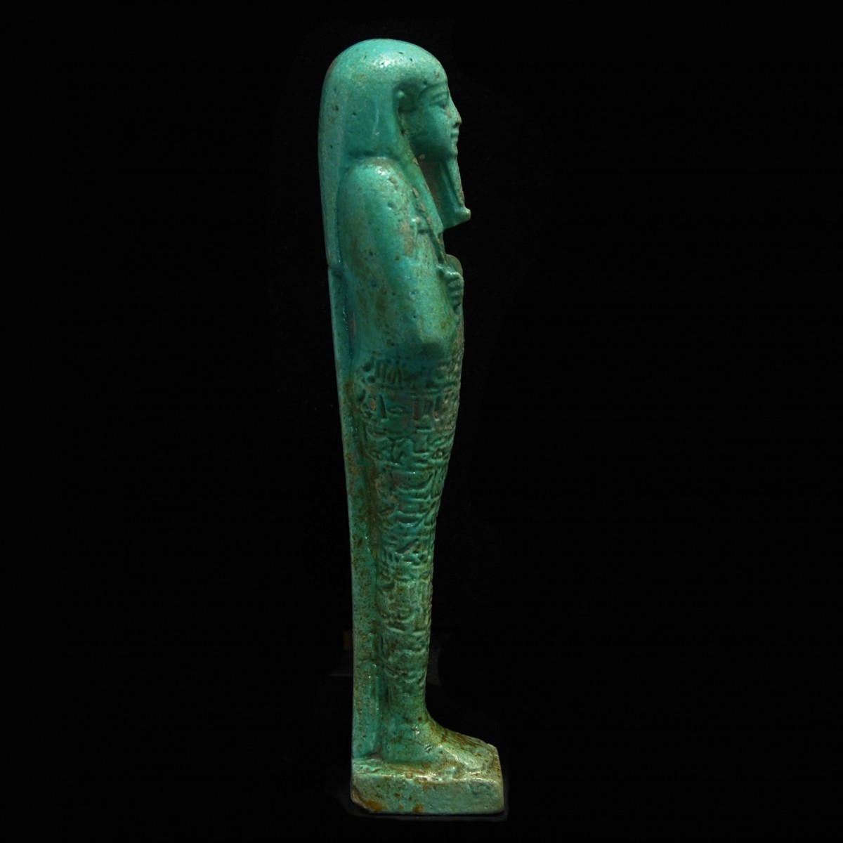 Shabti of Tjanehebu right