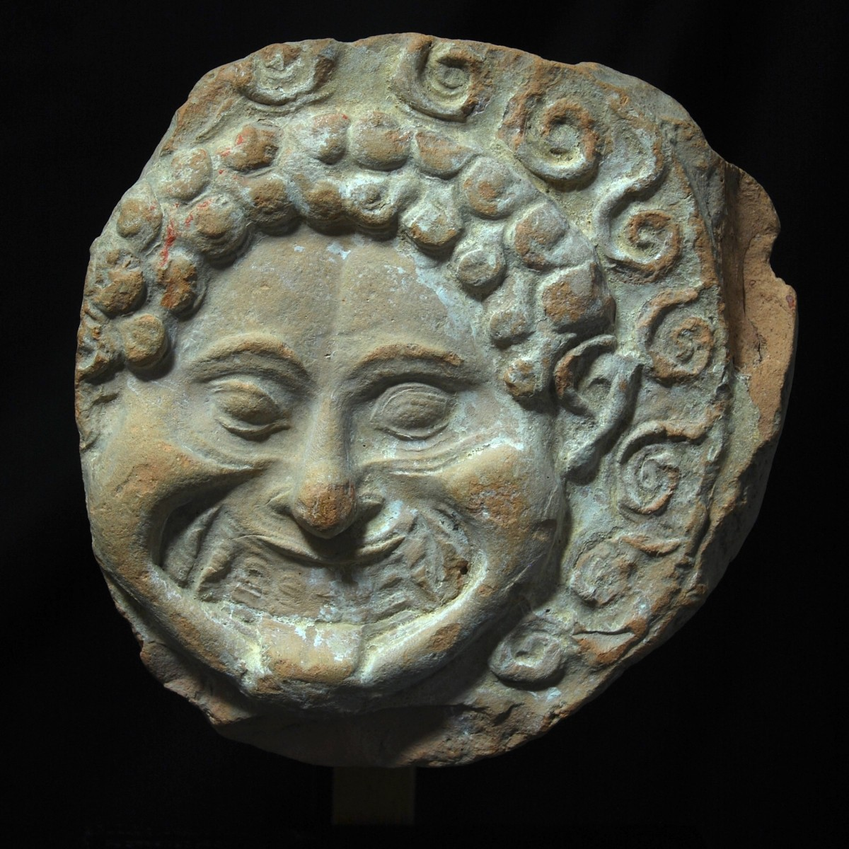 Greek Gorgoneion Antefix
