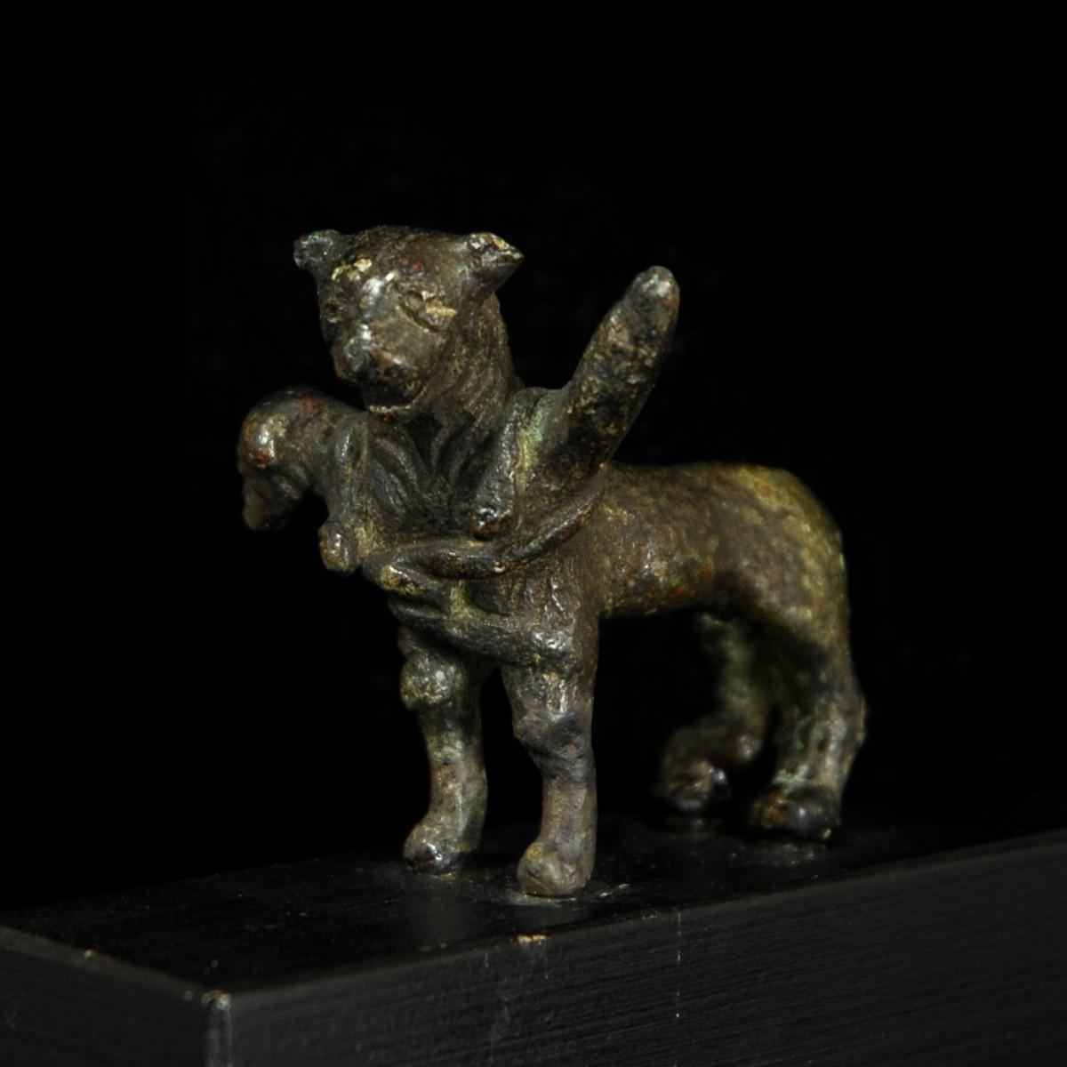 Bronze Cerberus