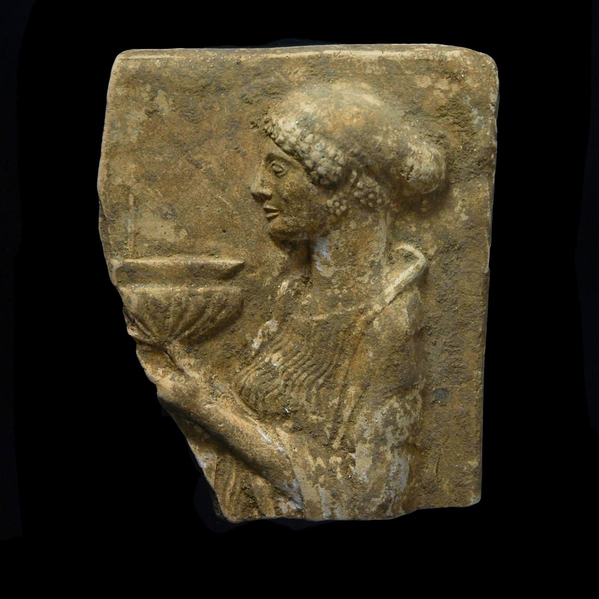 Terracotta Relief from Locri