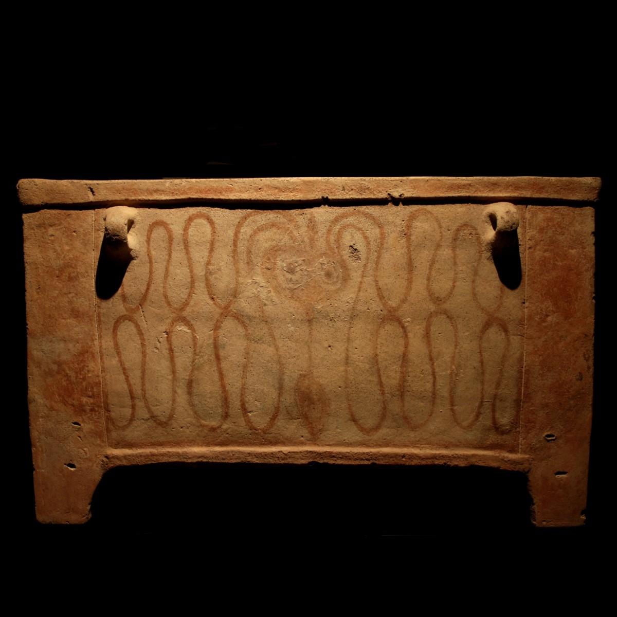 Minoan Larnax side B new