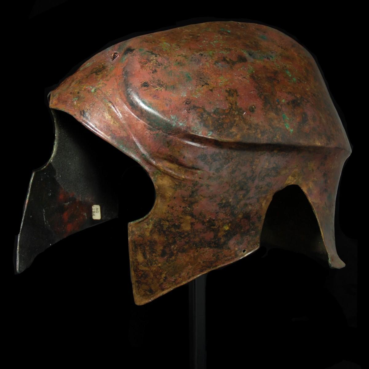 Chalcidian Helmet Guttmann