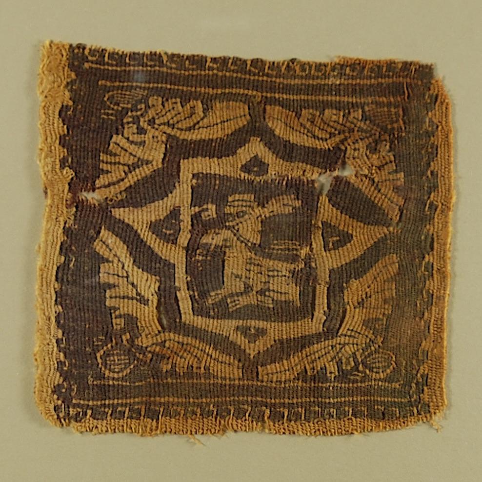 Coptic textile Kentaur I