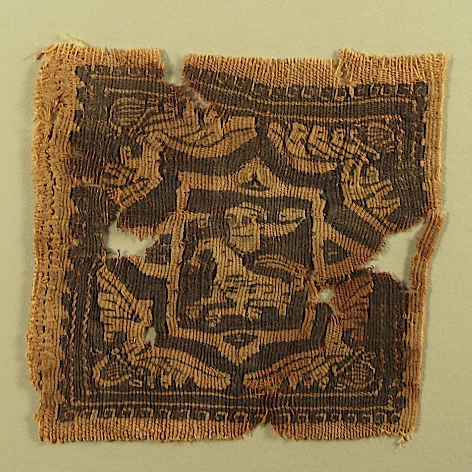 Coptic textile centaur II