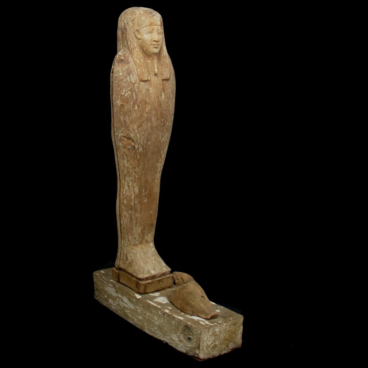 Ptah-Sokar-Osiris two parts